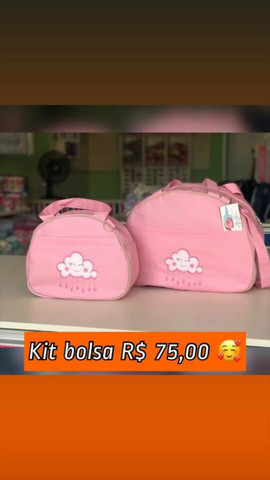 Kit bolsa  - Foto 6