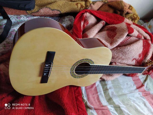 Vendo violão novo - Foto 3