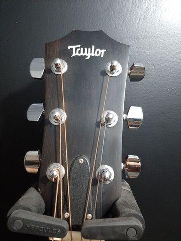 Violão Taylor 100ce - Foto 5
