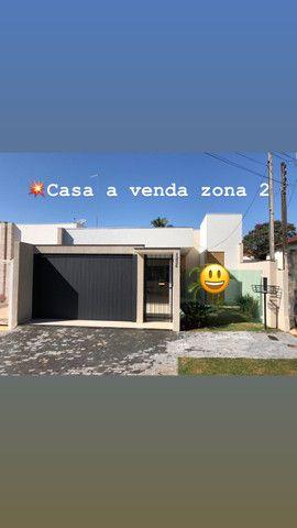 Casa zona 2 de Cianorte Pr