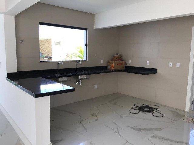 Casa no Condomínio Montenegro Boulevard 4 Suítes + Gabinete - Foto 4