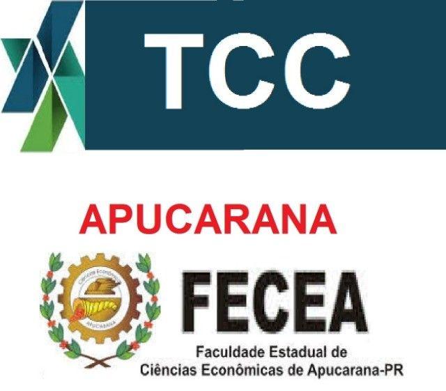 Tcc - Consultoria - APUCARANA - FAP - FACNOPAR - FECEA - Pré-Projeto