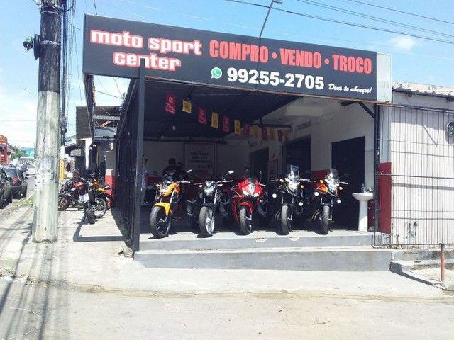 Moto com garantia e procedência aqui na moto sport center tem  - Foto 4