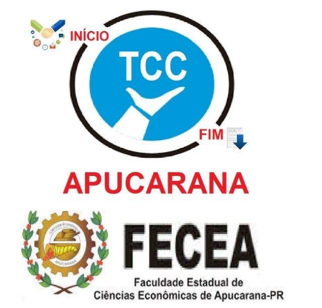 Consultoria - TCC -  APUCARANA - FECEA - FAP - FACNOPAR - Artigo