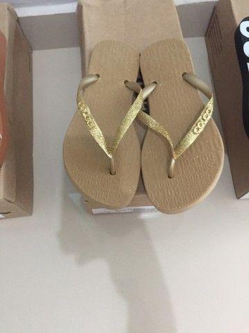 Sandálias femininas ORIGINAIS da colcci pela metade do preço