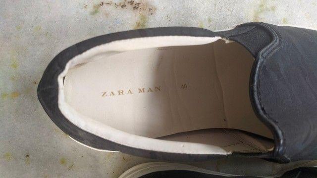 Sapato masculino ZARA  - Foto 3
