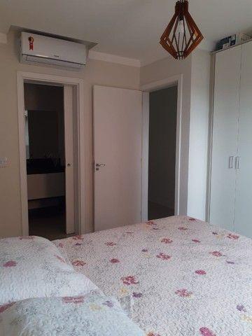 lindo apartamento no Gravatá Navegantes mobiliado 03 dormitórios ótima localização - Foto 12