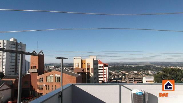 Apartamento à venda com 3 dormitórios em , Ponta grossa cod:113 - Foto 2