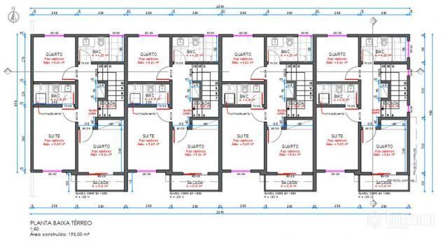 Casa à venda com 3 dormitórios em Uvaranas, Ponta grossa cod:S108 - Foto 3