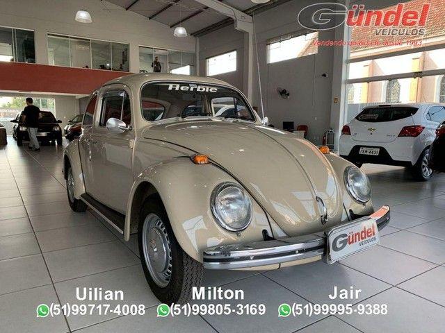 Volkswagen Fusca 1971 1500. *Raridade* - Foto 2