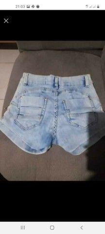 Bermuda Rebola jeans  - Foto 2