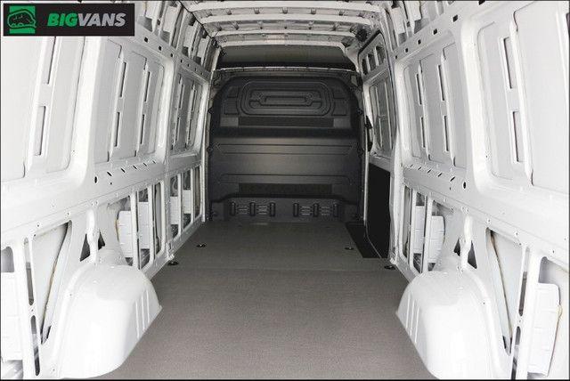 Sprinter 2021 314 0km Furgão Extra Longo Branco - Foto 2
