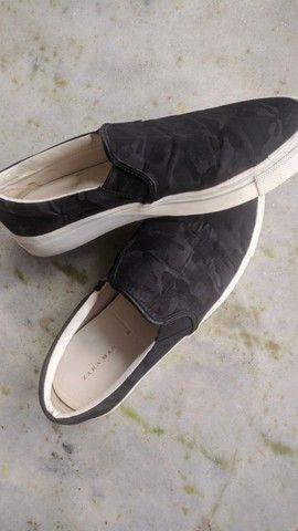 Sapato masculino ZARA  - Foto 2