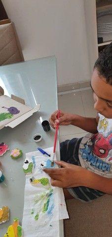 Kit de Pintura Infantil - Foto 4