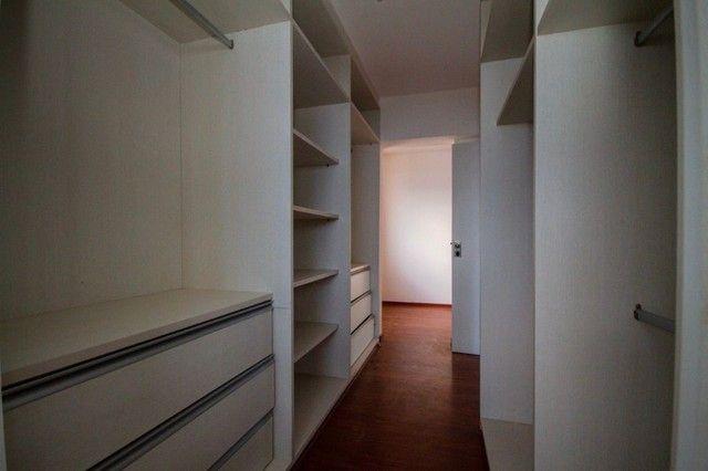 Apartamento com 4 quartos para alugar, 405 m² por R$ 13.432/mês - Boa Viagem - Recife/PE - Foto 12