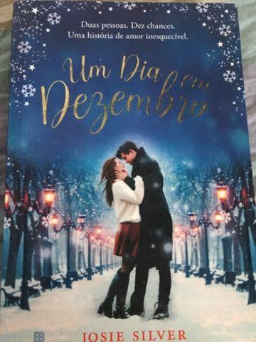 Livro - Um dia em Dezembro