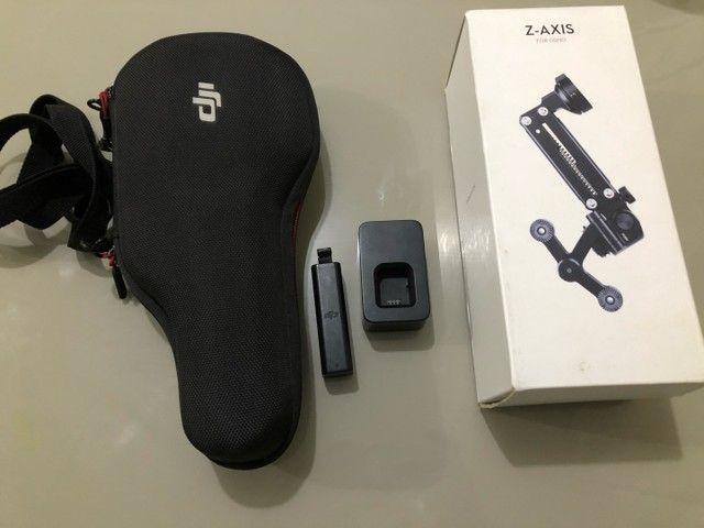 Vendo DJI Osmo X3 + zoom com 2 baterias carregador e Z Axis