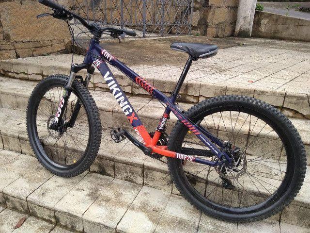 Bicicleta Viking Tuff 29 (Aro 26) - Foto 3