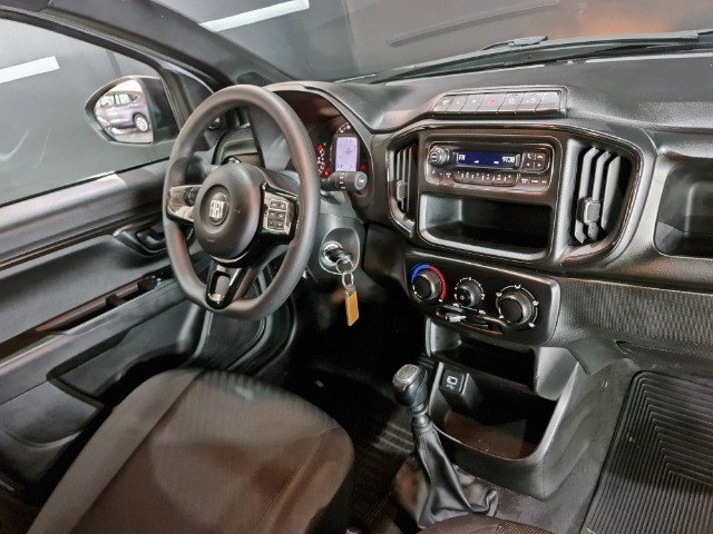 Fiat Strada Endurance 1.4 Flex 8V CS Plus Mod 2021 - Foto 8