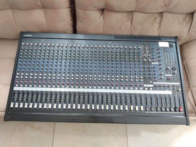 mesa de som Yamaha modelo Mg32/14fx - Foto 3