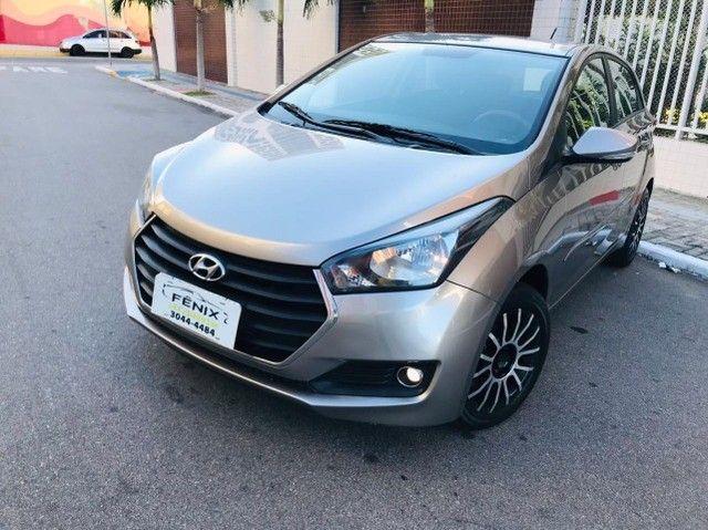 Hyundai Hb20 Comfort Plus 1.6 automático 2017 57 mil km - Foto 8