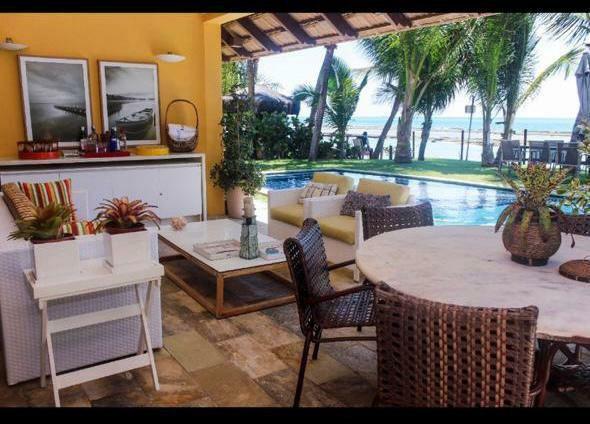 A*/*Z- Bangalô em Muro Alto com 3 suites - Foto 2