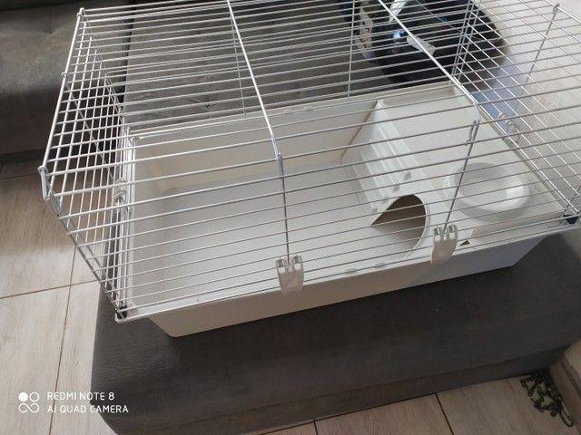 Gaiola grande para roedores - Foto 2