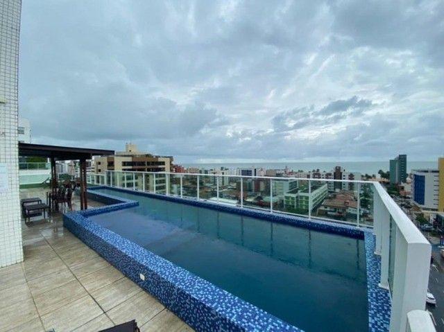Cabo Branco, apartamento, 2 quartos, a 100 metros da praia - Foto 14