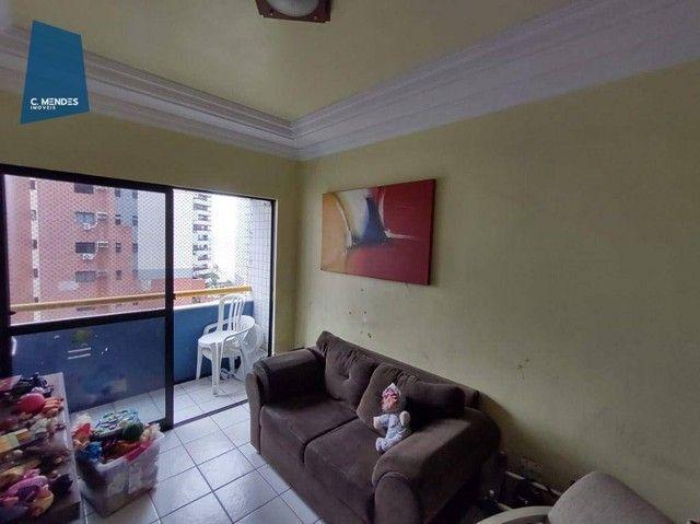 Apartamento com 3 dormitórios à venda, 63 m² por R$ 420.000,00 - Meireles - Fortaleza/CE - Foto 10
