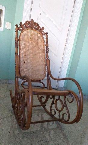 Cadeiras antigas austríacas - Foto 3