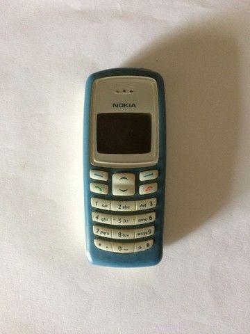 Celular Nokia 2100 Azul - Foto 2
