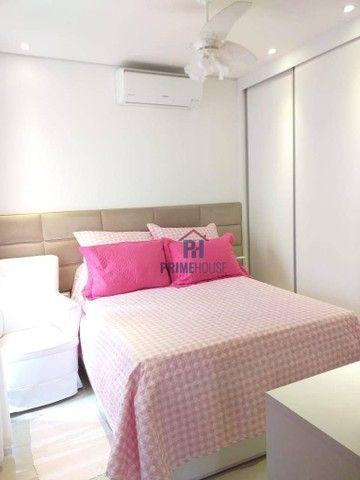 Apartamento Garden com 3 dormitórios, sendo 1 suíte à venda, 121 m² total, por R$ 530.000  - Foto 11