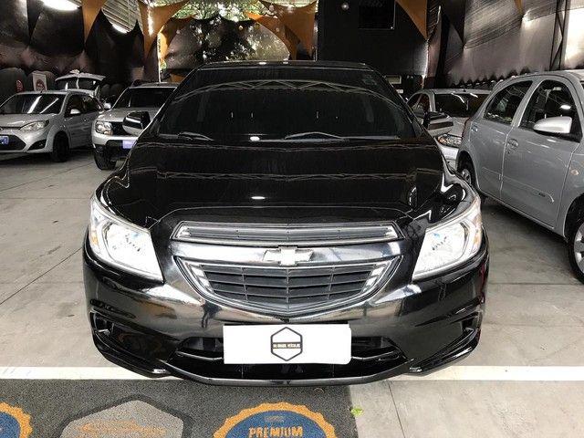Chevrolet onix LT 1.0 flex 2016      ZERO DE ENTRADA EM ATÉ 60 - Foto 2