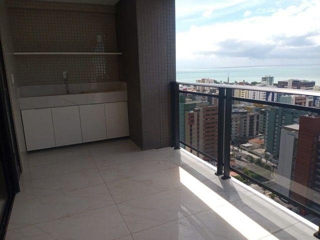 Apartamento para alugar com 3 dormitórios em Tambaú, João pessoa cod:23666 - Foto 6