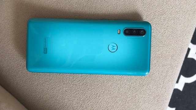 Moto ONE ACTION 128GB COMPLETO - Foto 2