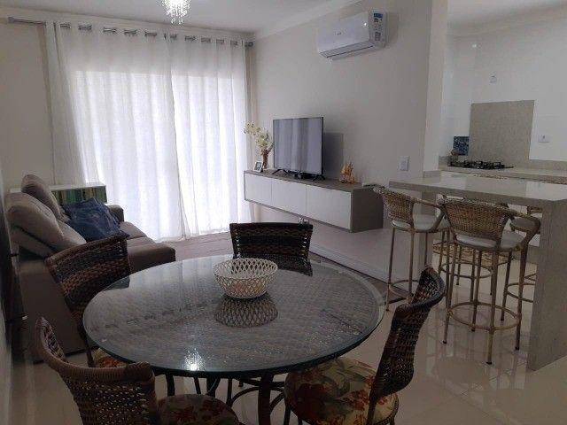 lindo apartamento no Gravatá Navegantes mobiliado 03 dormitórios ótima localização - Foto 4