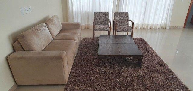 Poltronas e mesa de centro super luxo - Foto 3