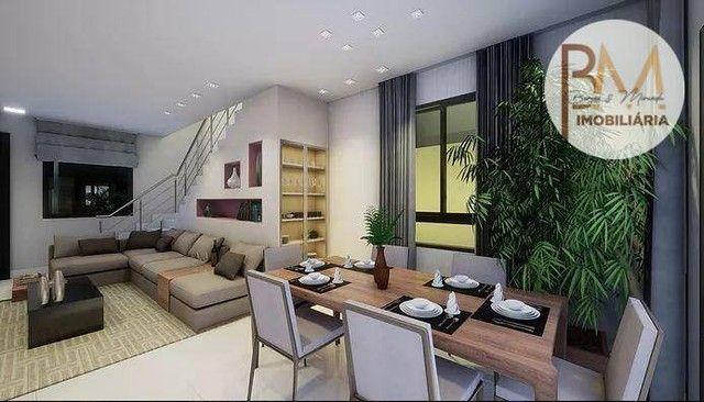 Casa com 4 dormitórios à venda, 108 m² por R$ 546.295,45 - Sim - Feira de Santana/BA - Foto 3
