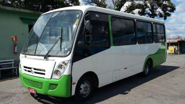 MICROONIBUS MB 812 ANO 2006