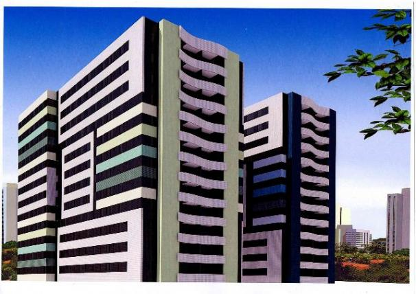 Jatiúca - Sem Entrada - Apartamento com 2 quartos no corredor Vera Arruda