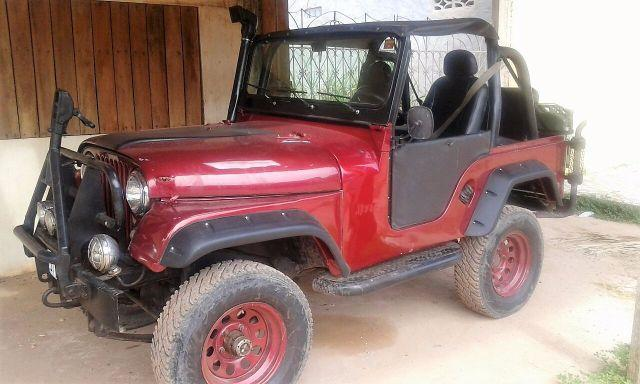 Jeep Jeep Willis 1975 what (93 992412525)