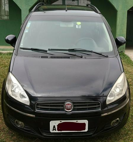 FIAT IDEA 1.6 ESSENCE MANUAL + GNV ASPIRADO
