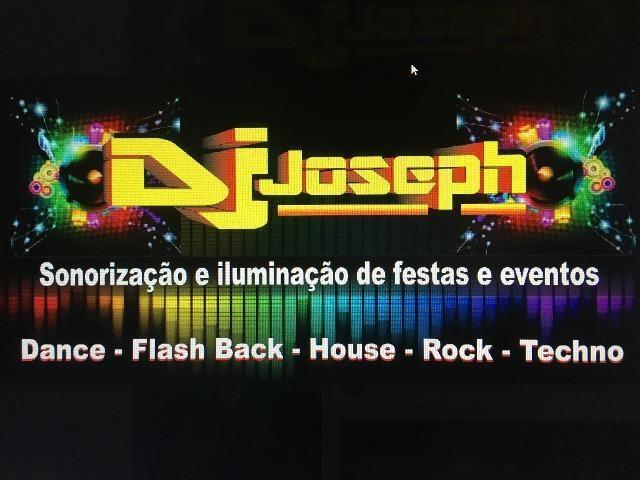 DJ - Aluguel de Equipamentos de Som e Iluminação (com ou sem DJ) para sua festa ou evento