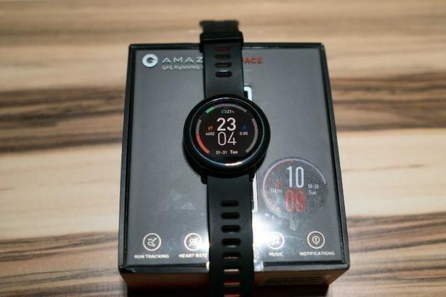 Smartwatch Amazift: PACE e BIP original e com garantia - FGS Eletronicos!!! - Foto 3