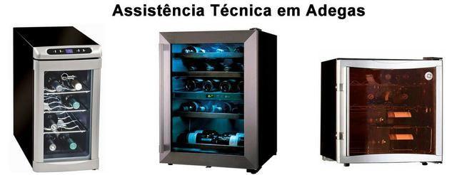 .Conserto de adega de vinhos 3247-8455 Climatizadora de vinhos - Foto 2
