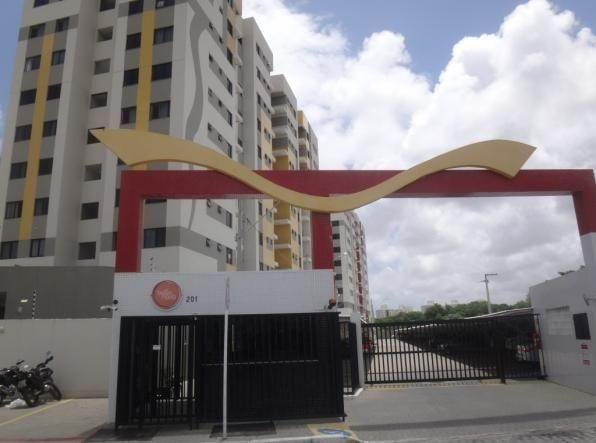 Apartamento no Condomínio Bossa Nova, Bairro Jabutiana