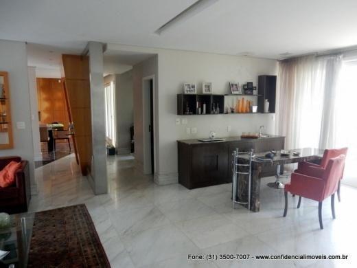 Casa 4 dorms, 7 vagas - Belo Horizonte, Bandeirantes (Pampulha)
