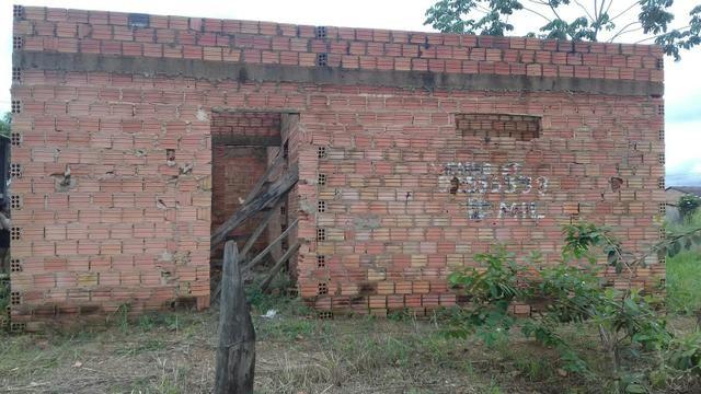 Casa baratinha em candeias R$18.000