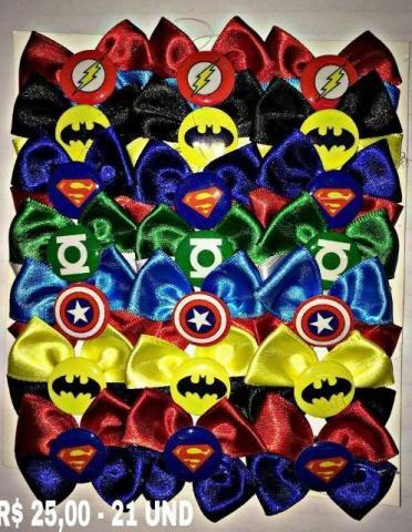 Laços e gravatas