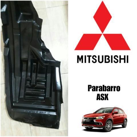Asa de urubu Mitsubishi ASX